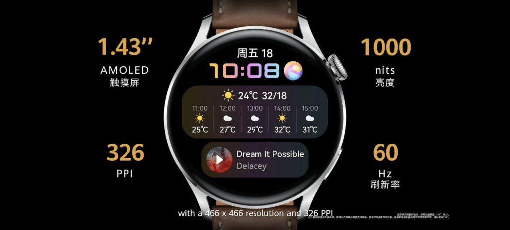HUAWEI Watch 3 dan Watch 3 Pro kini rasmi - peranti pertama dengan HarmonyOS 2.0 17