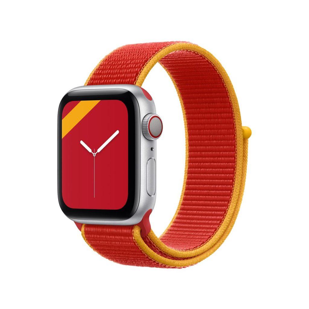 Tali jam Apple Watch edisi khas Olimpik bagi 22 Negara - berharga RM 199 11