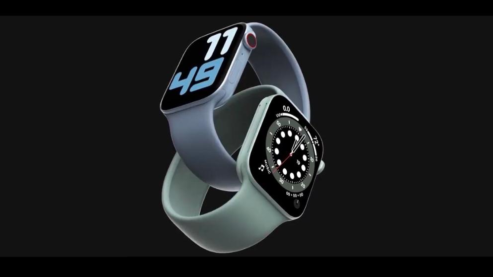 Apple Watch Series 7 akan hadir dengan reka bentuk baharu dan bateri yang lebih besar 6