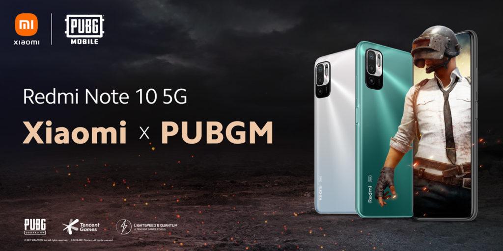 Xiaomi merupakan jenama telefon pintar rasmi PUBG Mobile eSports 2021 bagi Asia Tenggara dan Eropah 5