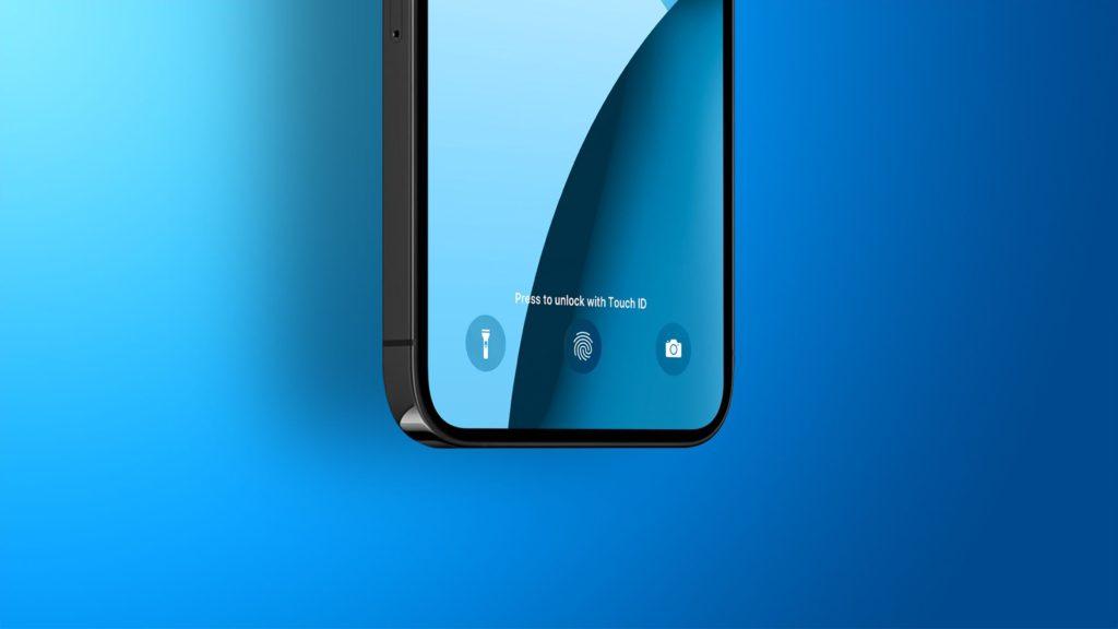 Apple iPhone 2022 mungkin tampil dengan sensor under-display TouchID dan kamera 48MP 3
