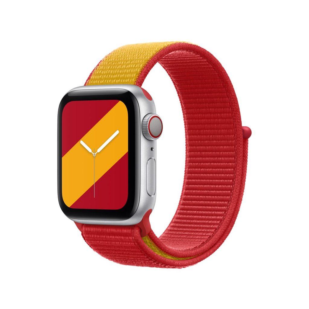 Tali jam Apple Watch edisi khas Olimpik bagi 22 Negara - berharga RM 199 26