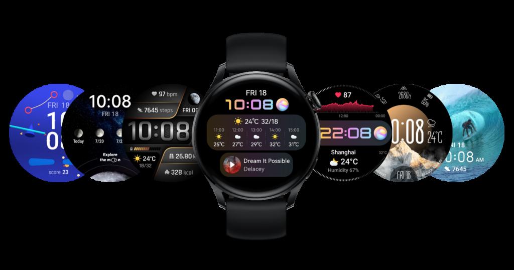 HUAWEI Watch 3 dan Watch 3 Pro kini rasmi - peranti pertama dengan HarmonyOS 2.0 19