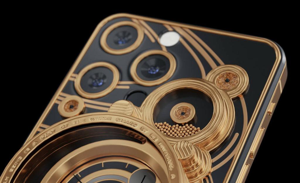 Caviar lancarkan model Apple iPhone 13 Pro dan iPhone 13 Pro Max Edisi Parade Of The Planets - dari RM 53K 39