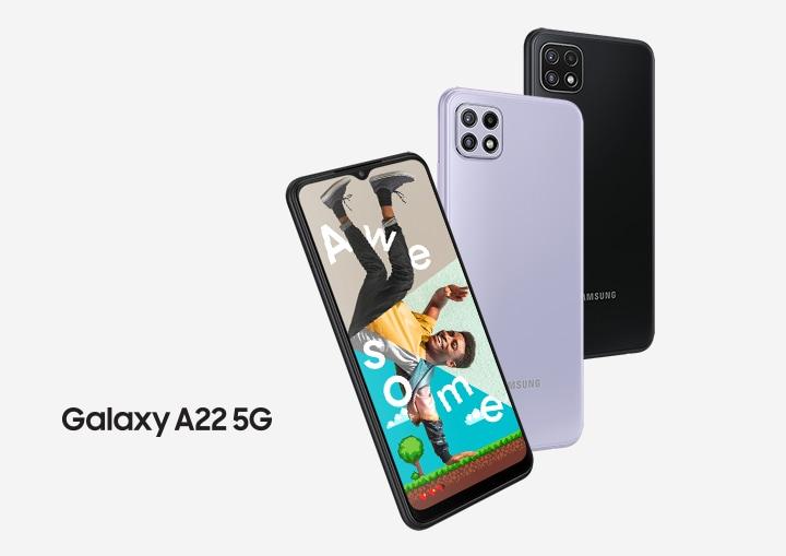 Samsung Galaxy A22 5G akan ditawarkan mulai 26 Jun ini pada harga RM 999 - pra-tempah sekarang 11