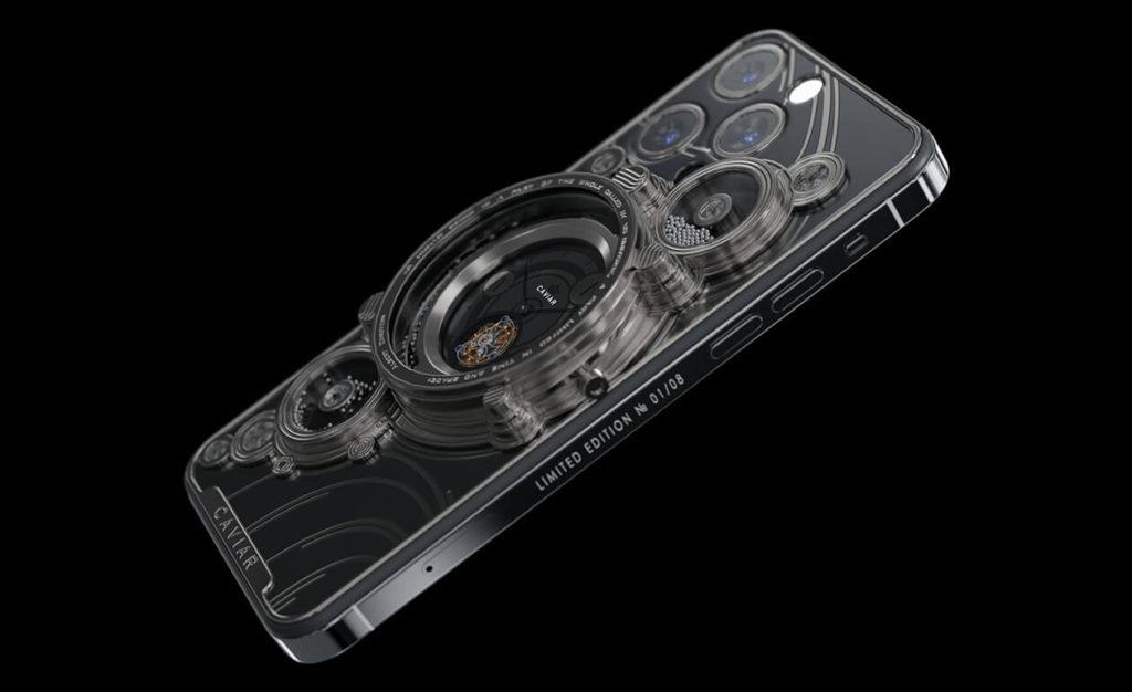 Caviar lancarkan model Apple iPhone 13 Pro dan iPhone 13 Pro Max Edisi Parade Of The Planets - dari RM 53K 32