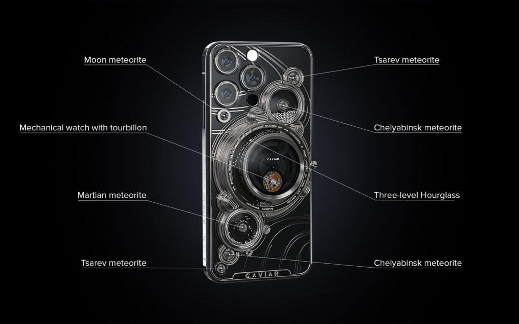 Caviar lancarkan model Apple iPhone 13 Pro dan iPhone 13 Pro Max Edisi Parade Of The Planets - dari RM 53K 30