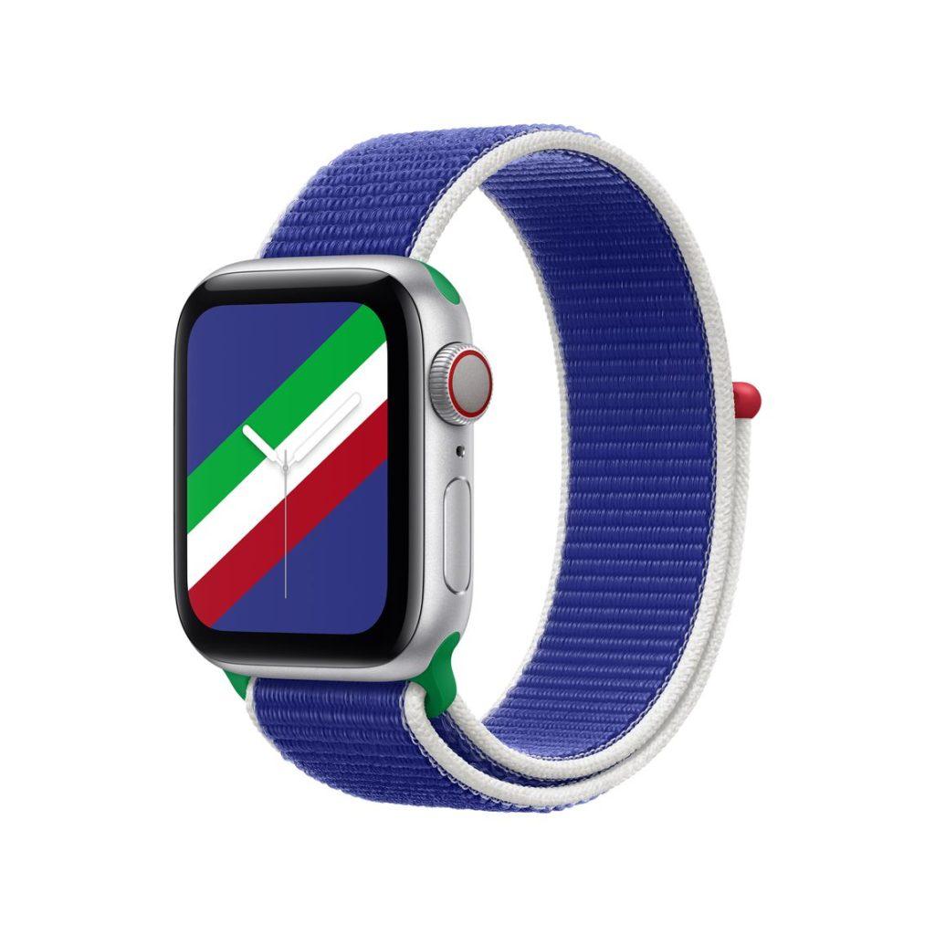 Tali jam Apple Watch edisi khas Olimpik bagi 22 Negara - berharga RM 199 17