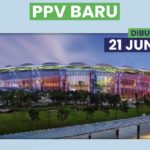 PPV Stadium Bukit Jalil akan dibuka 21 Jun ini dengan kapasiti 10,000 penerima vaksin setiap hari