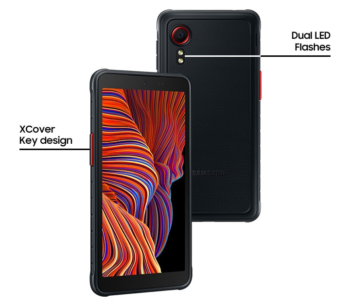 Samsung Galaxy XCover 5 kini rasmi di Malaysia - telefon pintar lasak terbaru Samsung 16