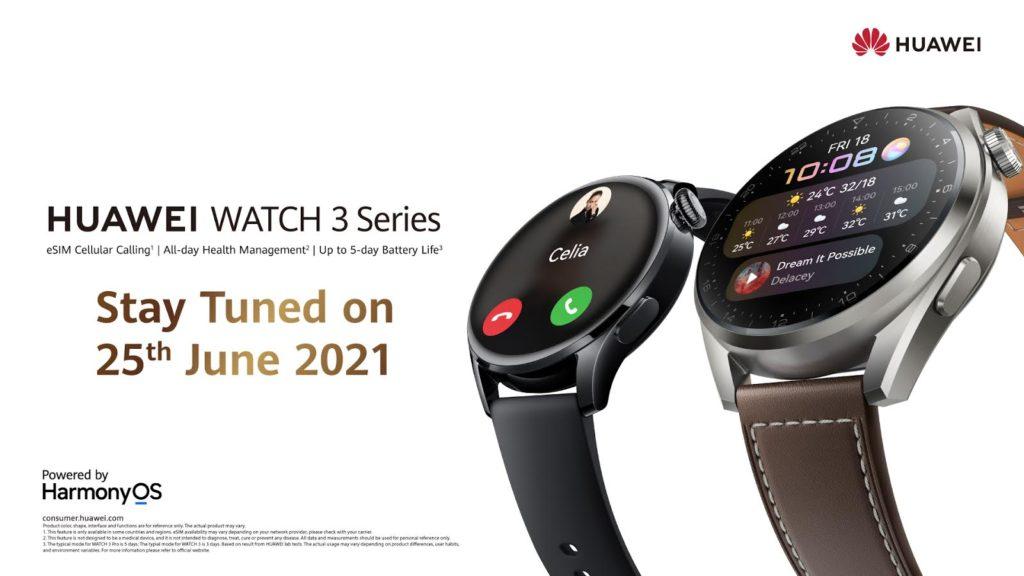 HUAWEI Watch 3 Series akan dilancarkan di Malaysia tidak lama lagi 13