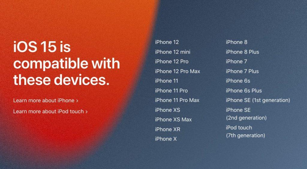 Apple iOS 15 kini rasmi - berikut adalah senarai model iPhone yang akan menerima iOS baharu ini 15