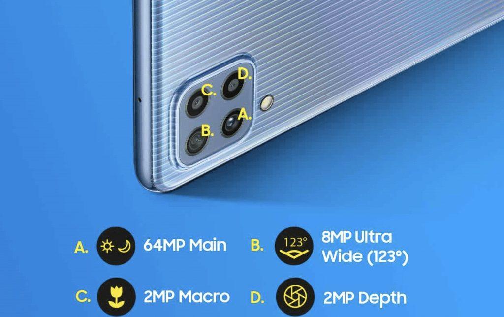 Samsung Galaxy M32 kini rasmi - tampil dengan skrin paparan AMOLED 90Hz pada harga serendah RM 834 sahaja 16