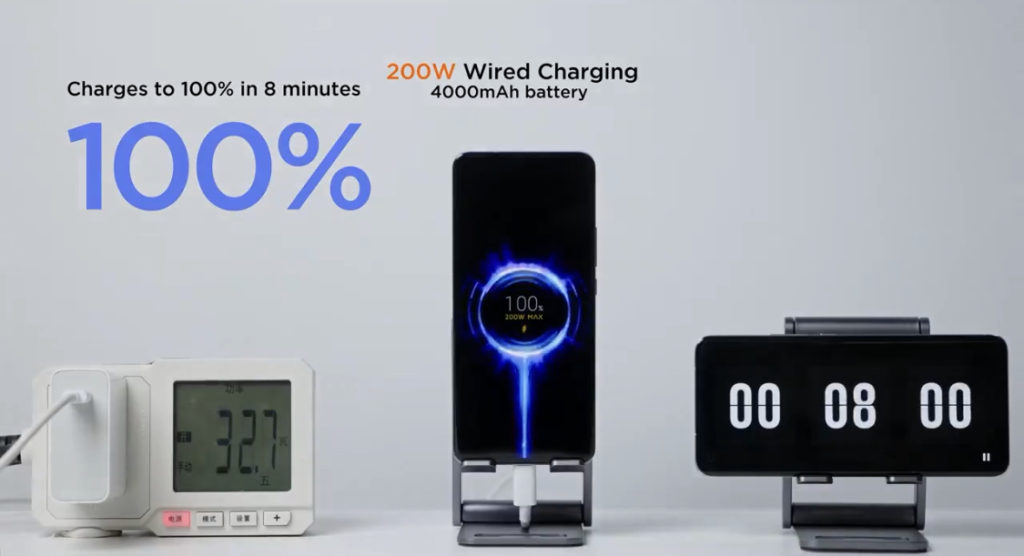 Xiaomi sahkan teknologi pengecasan 200W HyperCharge tidak memberikan kesan kepada jangka hayat bateri 5