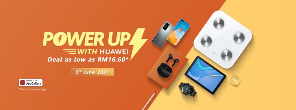 HUAWEI 6.6 Mid-Year Deals : Nikmati Diskaun Hebat dan Hadiah Percuma Pada 4 hingga 6 Jun ini 17