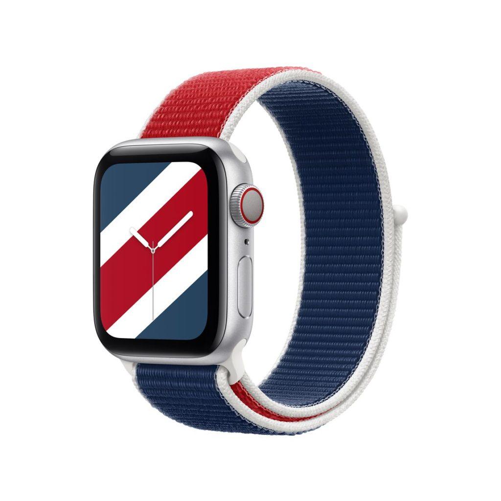 Tali jam Apple Watch edisi khas Olimpik bagi 22 Negara - berharga RM 199 15