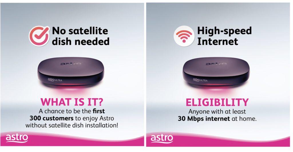 Program Percubaan Astro Ultra Plug and Play Box kini bermula - pemasangan tanpa piring satelit 8