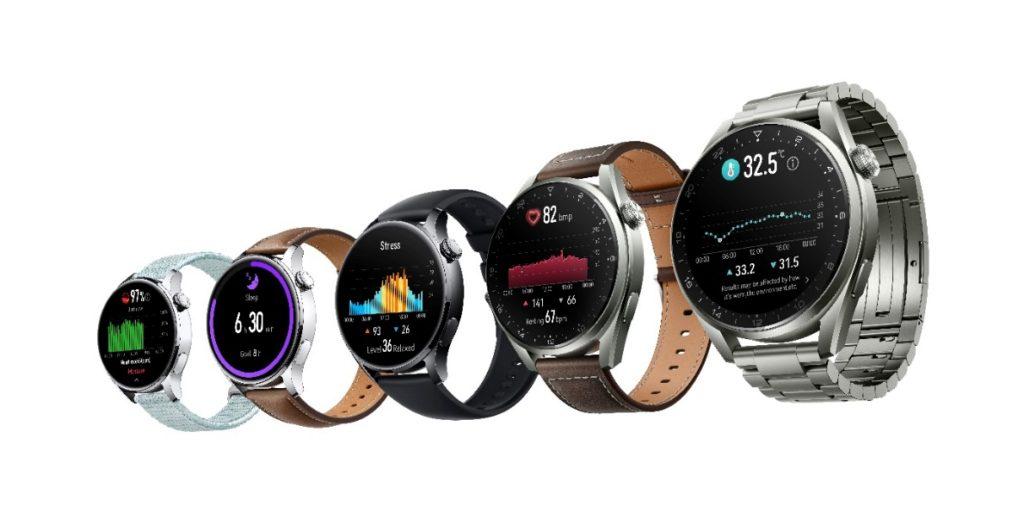 HUAWEI Watch 3 dan Watch 3 Pro kini rasmi - peranti pertama dengan HarmonyOS 2.0 20