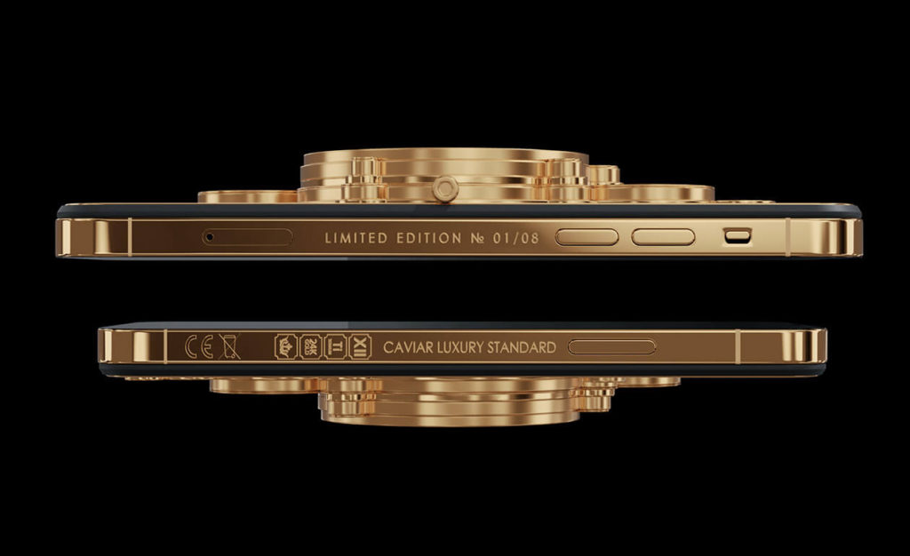 Caviar lancarkan model Apple iPhone 13 Pro dan iPhone 13 Pro Max Edisi Parade Of The Planets - dari RM 53K 42