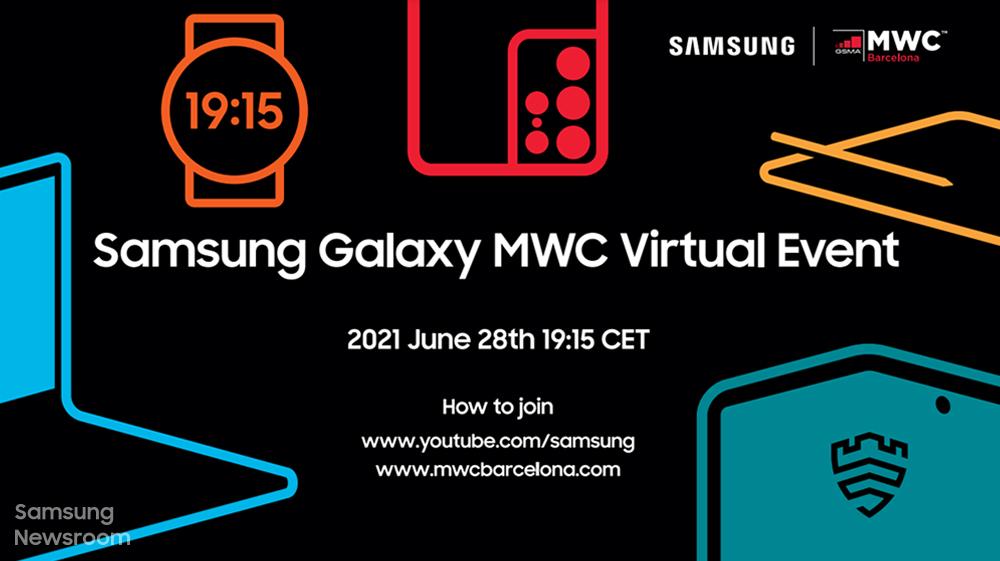 Samsung Galaxy MWC Virtual Event akan berlangsung pada 28 Jun ini 3