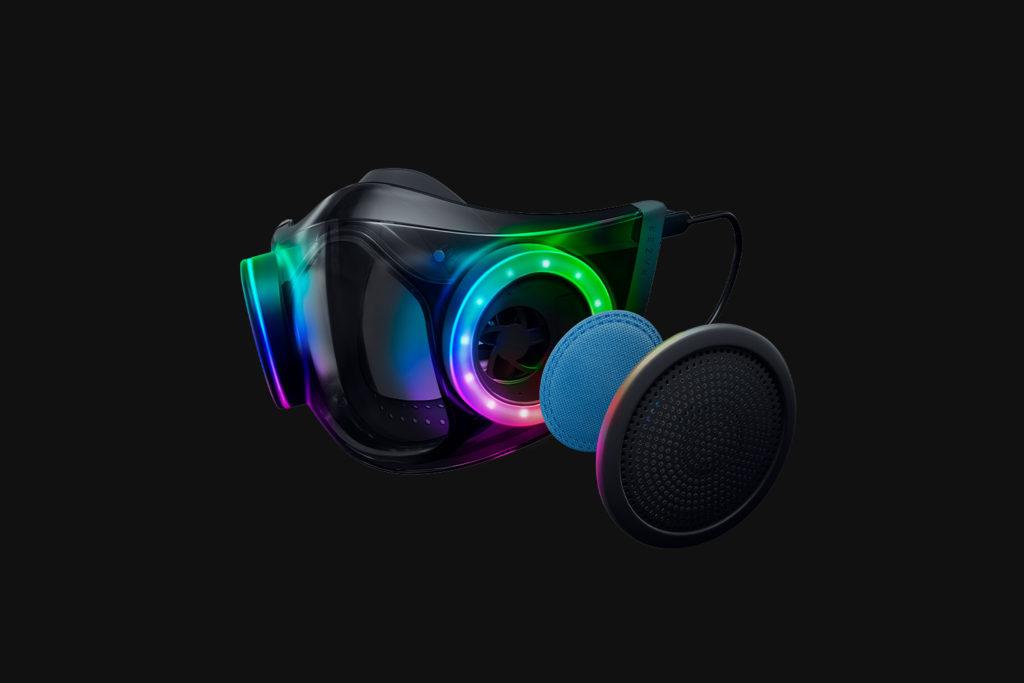 Pelitup Muka Pintar Razer dengan lampu RGB dan dwi penapis N95 akan dilancarkan pada suku ke-4 tahun ini 13