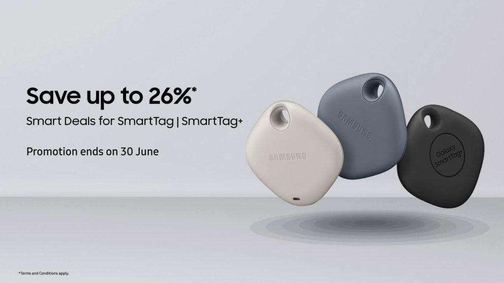 Samsung Galaxy SmartTag+ kini di Malaysia - harga promosi hanya RM 109 11