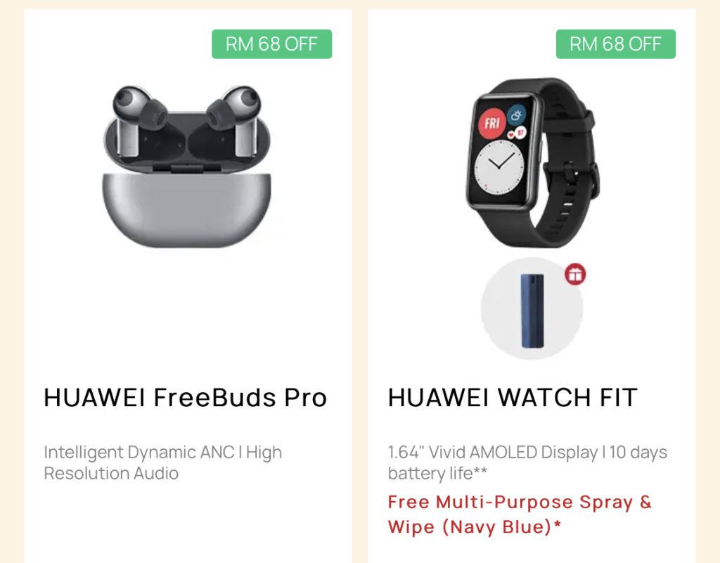 HUAWEI 6.6 Mid-Year Deals : Nikmati Diskaun Hebat dan Hadiah Percuma Pada 4 hingga 6 Jun ini 23