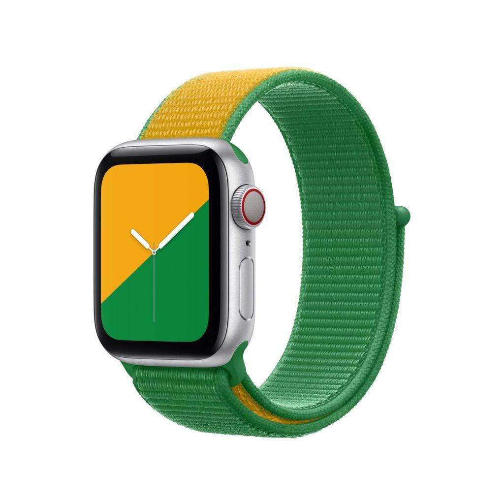 Tali jam Apple Watch edisi khas Olimpik bagi 22 Negara - berharga RM 199 7
