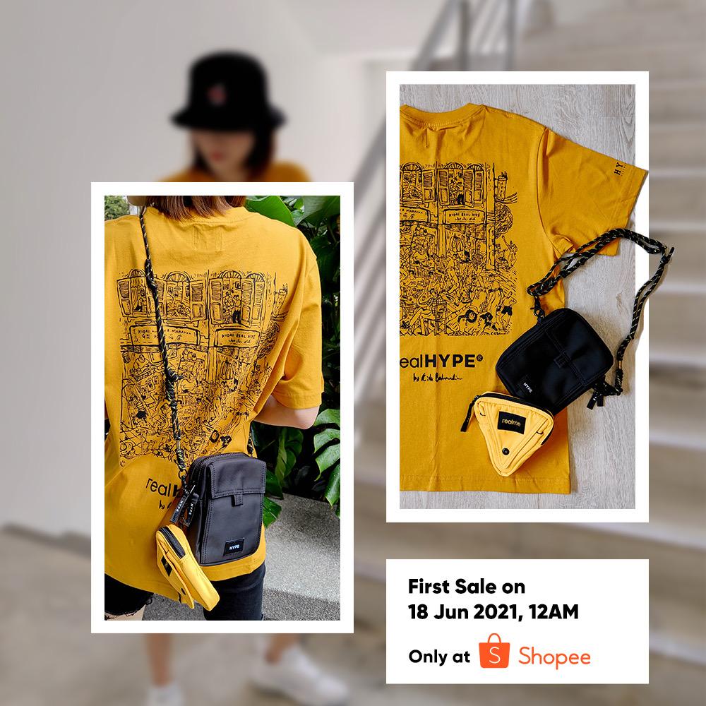 realme perkenalkan jenama fesyen realstudio dengan koleksi realHYPE pertamanya 10