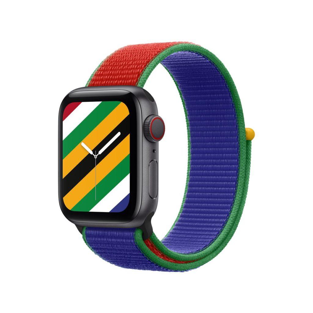 Tali jam Apple Watch edisi khas Olimpik bagi 22 Negara - berharga RM 199 24
