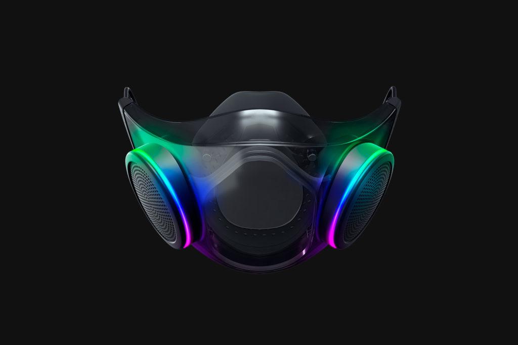 Pelitup Muka Pintar Razer dengan lampu RGB dan dwi penapis N95 akan dilancarkan pada suku ke-4 tahun ini 12