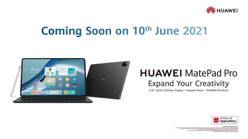 HUAWEI MatePad Pro 12.6 dengan HarmonyOS 2.0 akan dilancarkan di Malaysia pada 10 Jun ini 7