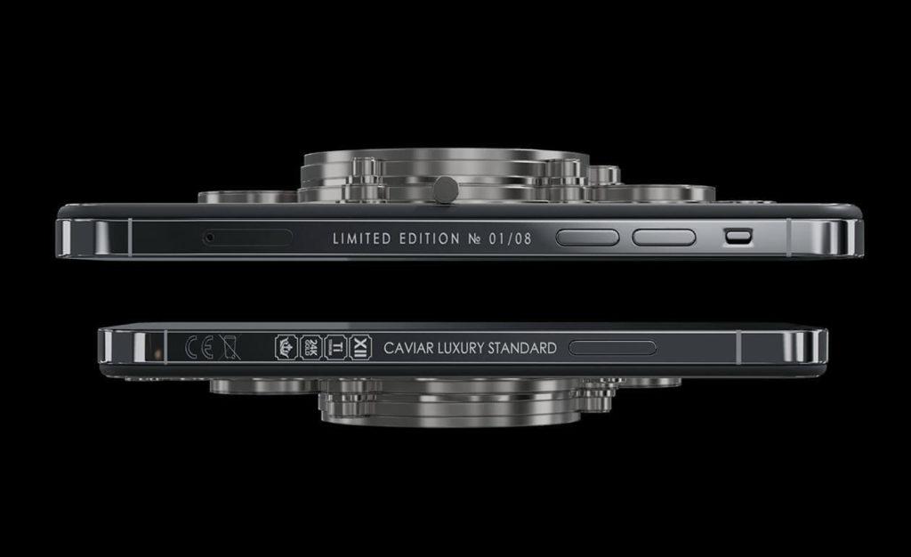 Caviar lancarkan model Apple iPhone 13 Pro dan iPhone 13 Pro Max Edisi Parade Of The Planets - dari RM 53K 41