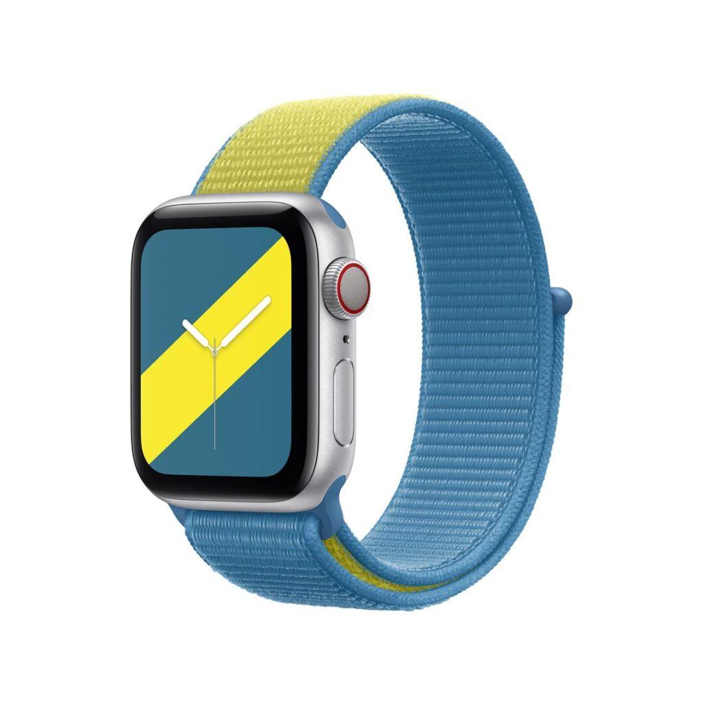 Tali jam Apple Watch edisi khas Olimpik bagi 22 Negara - berharga RM 199 27