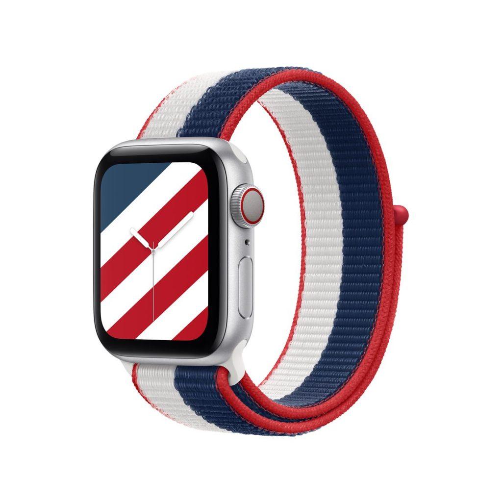 Tali jam Apple Watch edisi khas Olimpik bagi 22 Negara - berharga RM 199 28