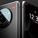 """Leica Leitz Phone 1 – Telefon Pintar Pertama Leica dengan cip Snapdragon 888 dan sensor kamera 1"""" yang membawakan pengalaman kamera Leica"""
