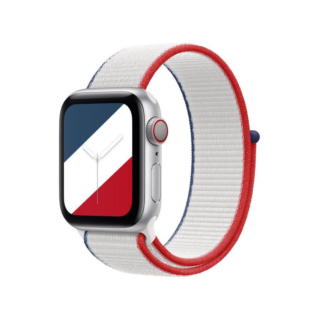 Tali jam Apple Watch edisi khas Olimpik bagi 22 Negara - berharga RM 199 13