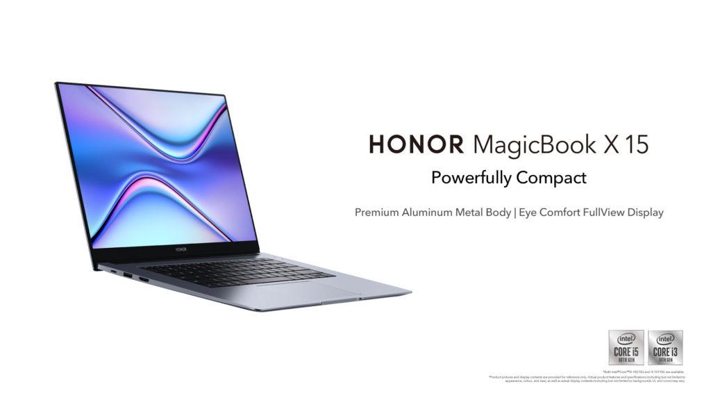 Honor MagicBook X 15 akan mula ditawarkan di Malaysia pada 19 Jun ini - harga dari RM 2,299 7