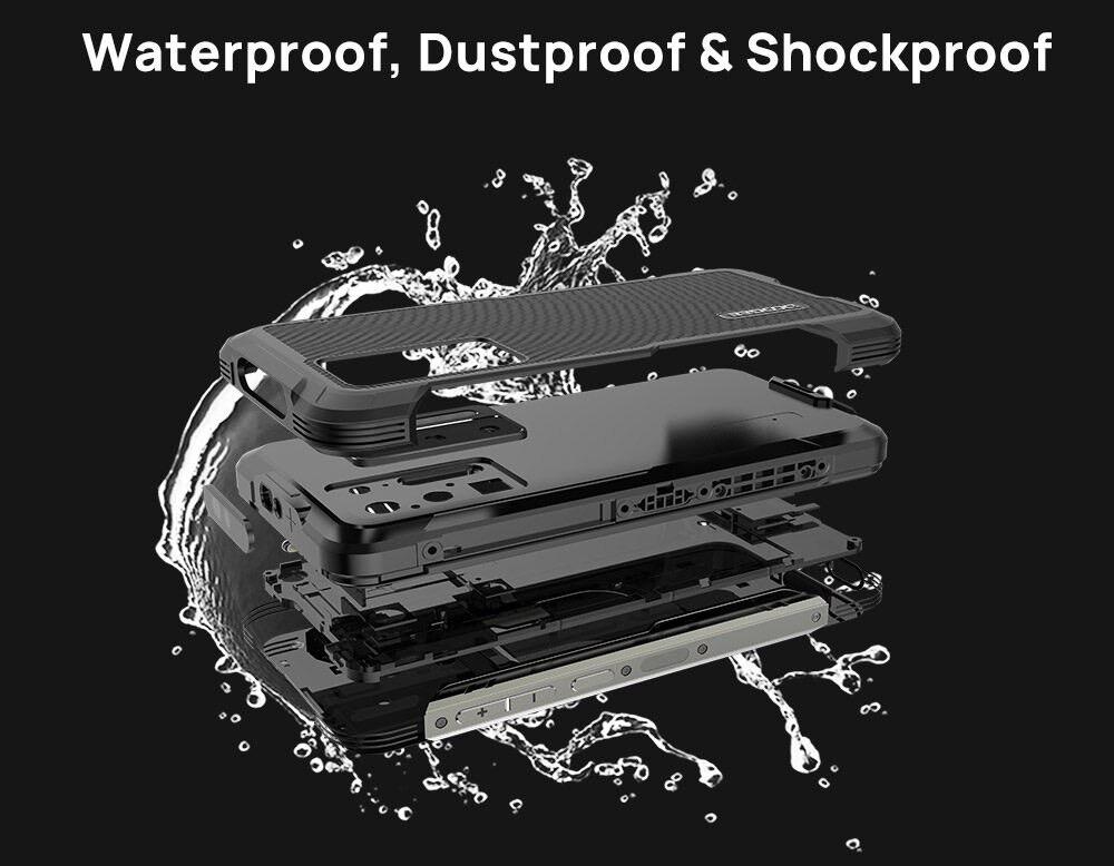 Doogee S97 Pro - telefon pintar lasak dengan bateri 8,500mAh kini ditawarkan pada harga sekitar RM 842 sahaja 25