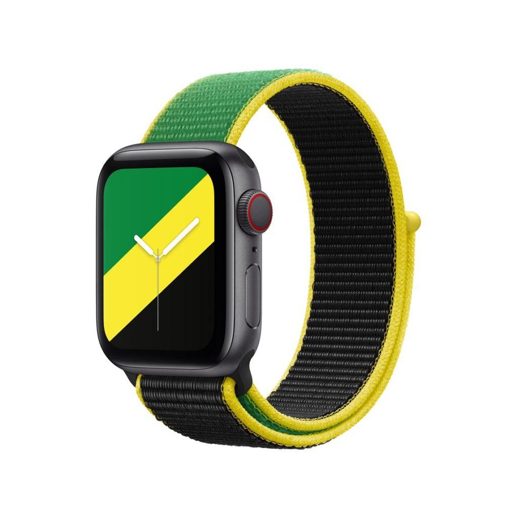 Tali jam Apple Watch edisi khas Olimpik bagi 22 Negara - berharga RM 199 19