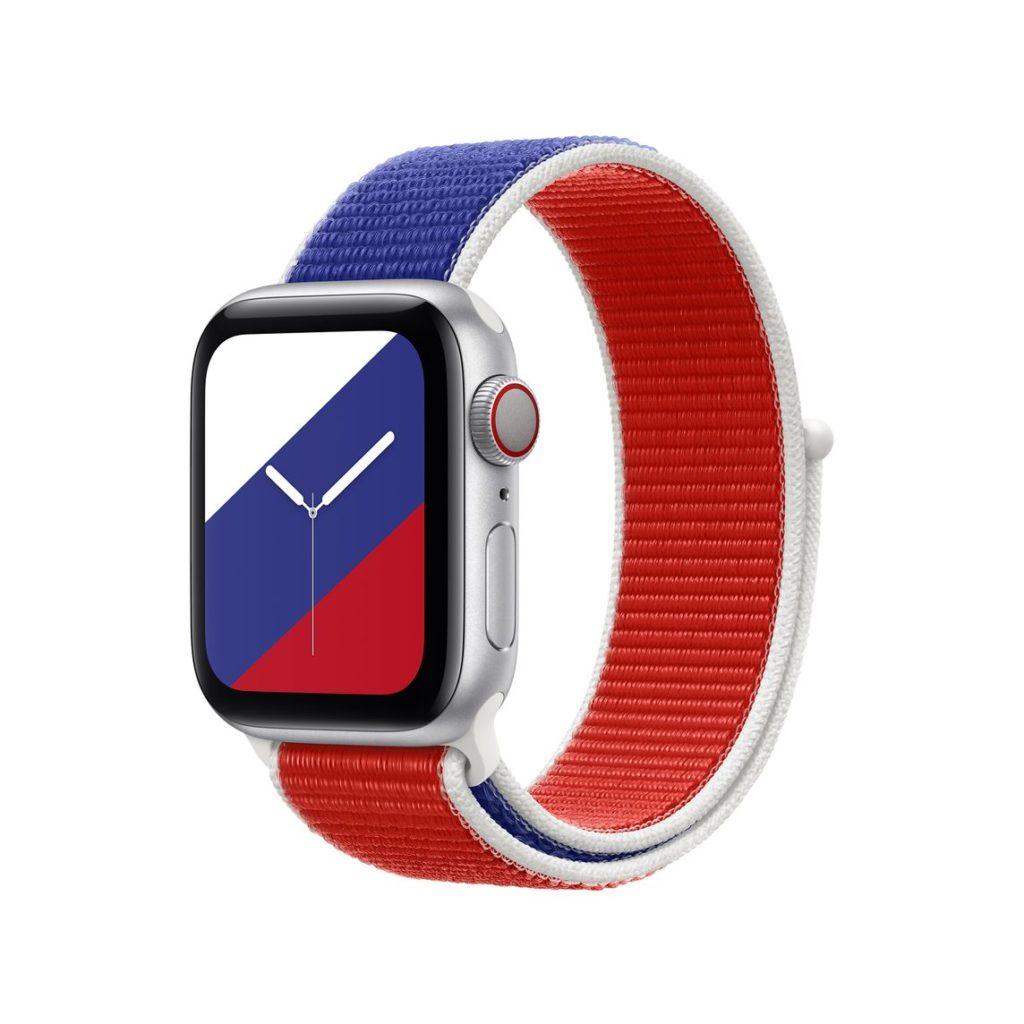 Tali jam Apple Watch edisi khas Olimpik bagi 22 Negara - berharga RM 199 23