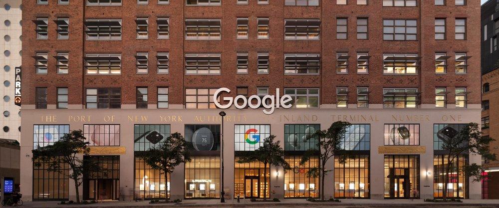 Google telah membuka stor fizikal pertama di New York 11