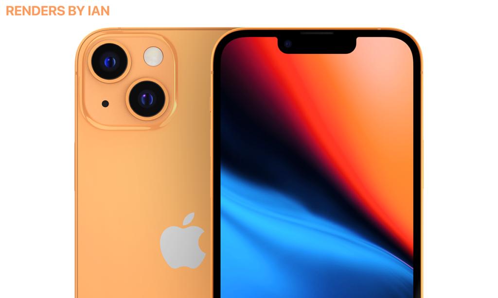 Apple iPhone 13 Series mungkin akan ditawarkan didalam warna oren sebagai warna baharu 8