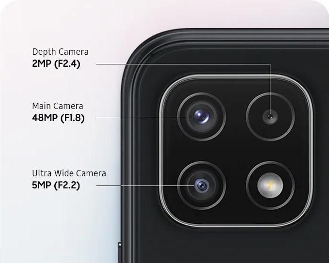 Samsung Galaxy A22 5G akan ditawarkan mulai 26 Jun ini pada harga RM 999 - pra-tempah sekarang 14