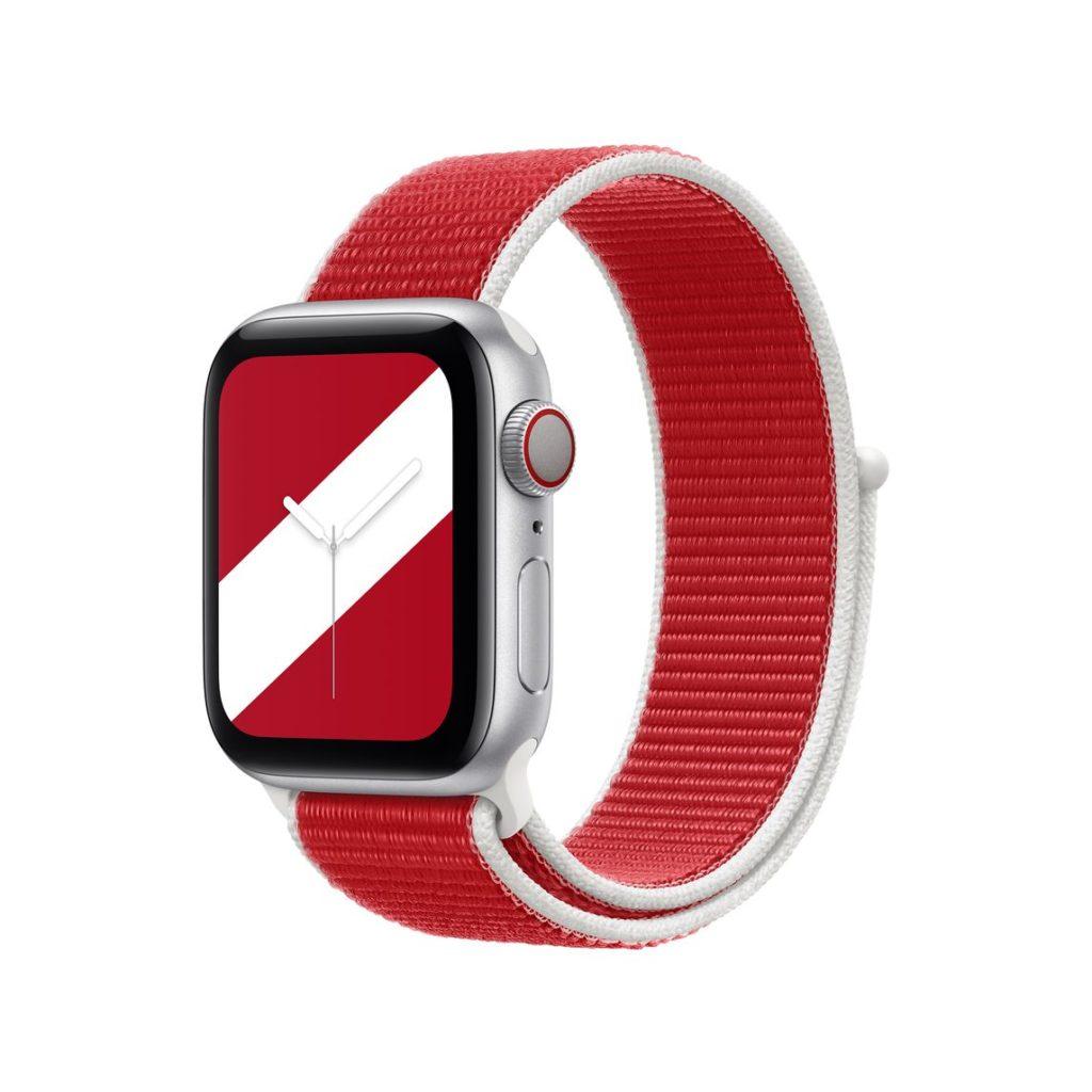 Tali jam Apple Watch edisi khas Olimpik bagi 22 Negara - berharga RM 199 12