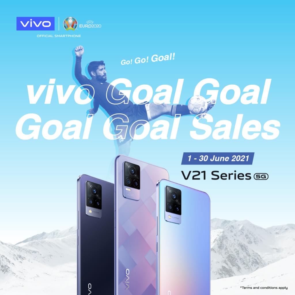Vivo lancar kempen jualan Goal Goal Goal Sales - hadiah percuma dan promosi menarik bagi pembelian telefon pintar Vivo 7