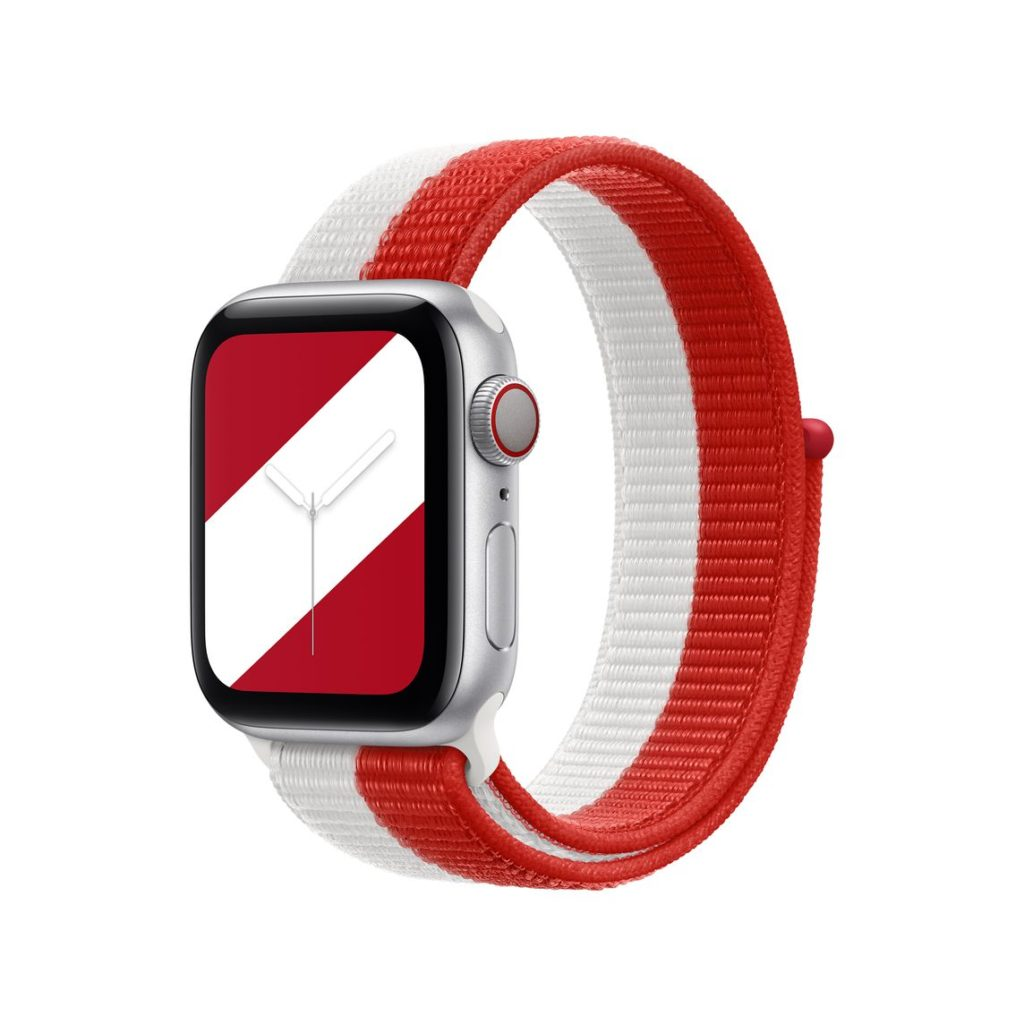 Tali jam Apple Watch edisi khas Olimpik bagi 22 Negara - berharga RM 199 10