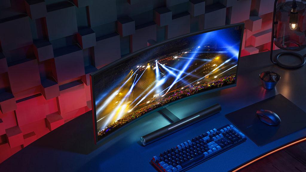 Monitor Gaming HUAWEI MateView GT 165Hz kini rasmi - Monitor MateView juga diumumkan 17