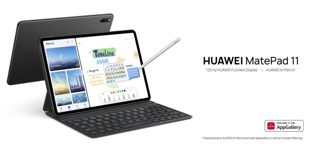 HUAWEI MatePad 11 dengan skrin 120Hz dan Snapdragon 865 akan dilancarkan di Malaysia tidak lama lagi 3