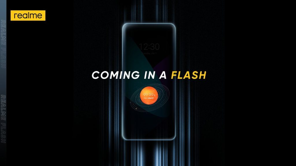 realme Flash akan menjadi telefon pintar pertama Android dengan pengecasan tanpa wayar magnetik MagDart 3